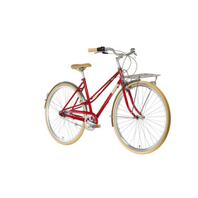 Creme Caferacer Solo City Bike Women red